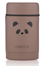 Liewood thermosbeker Nadja Panda dark rose