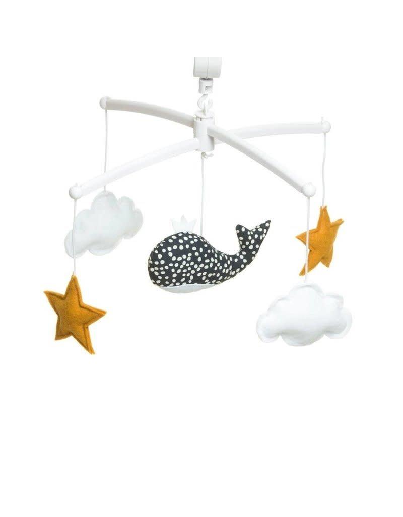 Pouce et Lina Mobiel whale oker