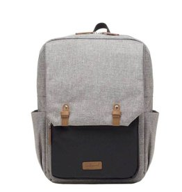 Babymel George Backpack grey / black
