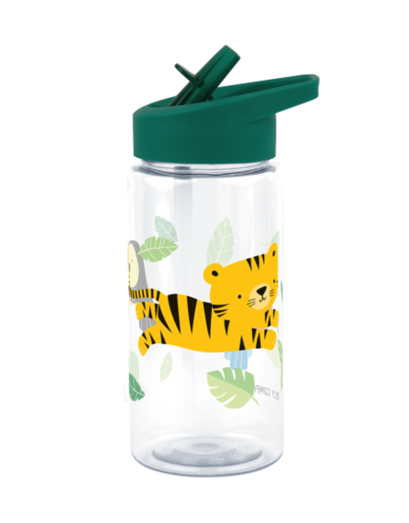 A little lovely company Drinkfles: Jungle tijger