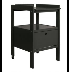 Pericles Verzorgingstafel - Cindy + Lade Black Softclose