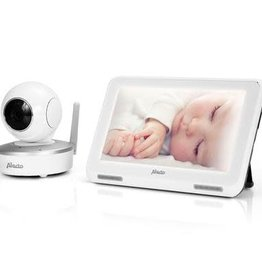 "Alecto Wifi baby monitor with camera and 7"" touchscreen"