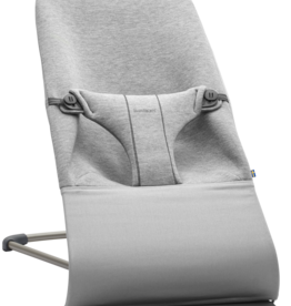 Babybjorn Bouncer bliss 3D jersey Light grey