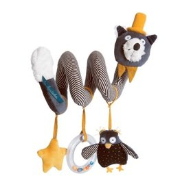 Moulin Roty Activiteitenspiraal Les Moustaches