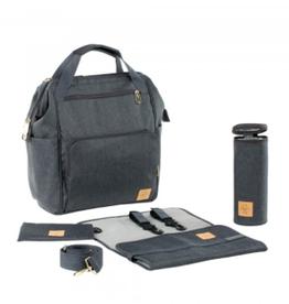Lassig GLD Backpack Antraciet