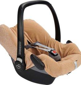 Koeka Koeka - Hoes voor babystoel 3/5-puntsgordel Vigo - Caramel - One size