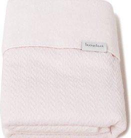 Koeka Deken 75x100 Stockholm - Baby pink