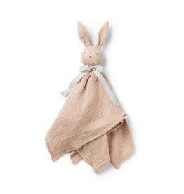 Elodie Details Knuffeldoekje konijn licht roze