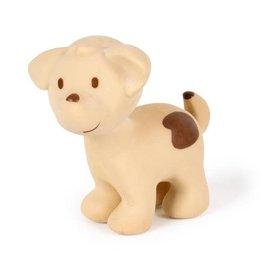Tikiri Natuurlijk rubber badspeelgoed hond