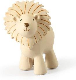 Tikiri Natural Rubber Baby Rattle & Bath Toy - Lion