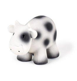Tikiri Natuurlijk rubber badspeelgoed koe