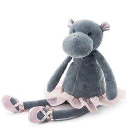 JellyCat Knuffel ballerina nijlpaard