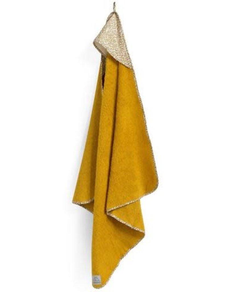 Nanami Badjas yellow and white