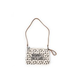 Childhome Clutch mommy leopard