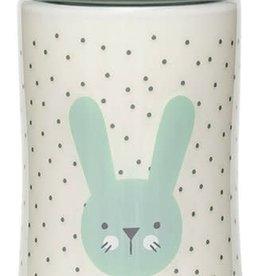 Suavinex Zuigfles Hygge green rabbit 360 ml