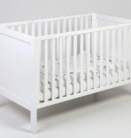 Loft bed 70 x 140 Wit
