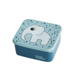 Done by Deer Lunch box, Elphee, blue