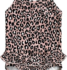 Your wishes Swimsuit leopard pink