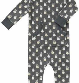 Fresk Pyjama zonder voet pineapple 0-3 m