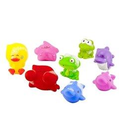 Infantino Infantino - Bath - Sea Chums Squirter Set (8)