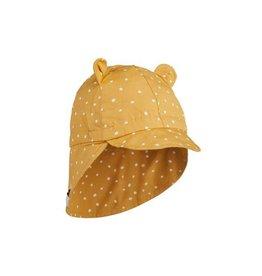 Liewood Gorm Sun Hat - Confetti yellow mellow 1/3M