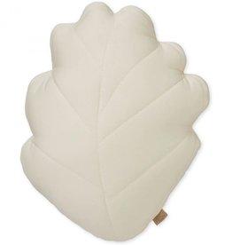 CamCam Light sand leaf cushion