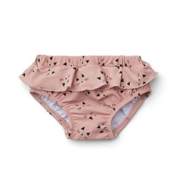 Liewood Elise baby girl swim pants cat rose 68-74