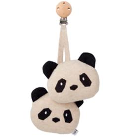 Liewood rosa pram toy panda
