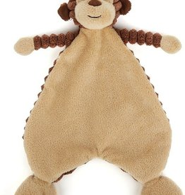 JellyCat Baby cordy roy monkey soother