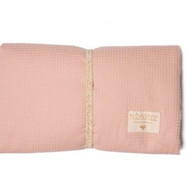 Nobodinoz Mozart changing pad misty pink