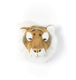 Wild & soft Tête de tigre Felix