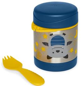 Inslated food jar vleermuis