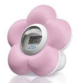 Avent Thermomètre de bain numérique rose