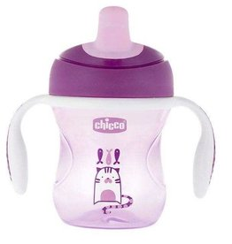 Chicco Training cup 6m+ paars