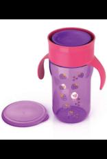 Avent Grown Up cup 340ml violet et rose