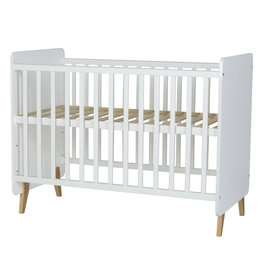 Quax LOFT BED 120*60 CM - WHITE