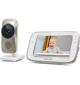 Motorola Digital video baby monitor with wifi