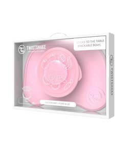 Twistshake Suction mat pink
