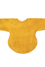Timboo Bib with sleeves - ochre