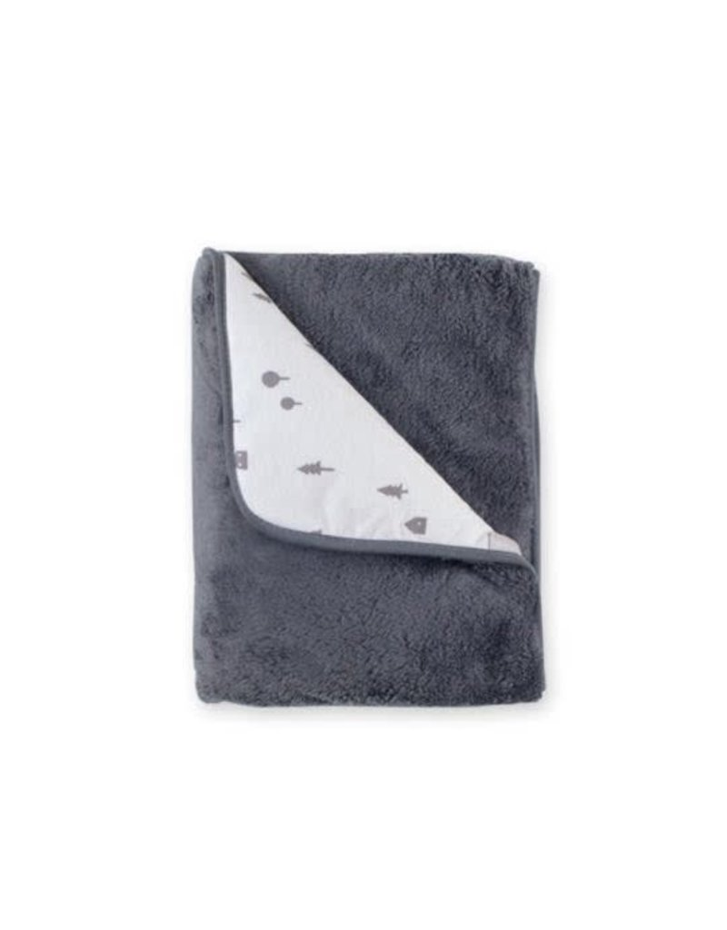 Bemini Couverture Softy + coton 75 x 100 cm sven 94 pingu