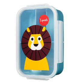 3 Sprouts Lion bento box