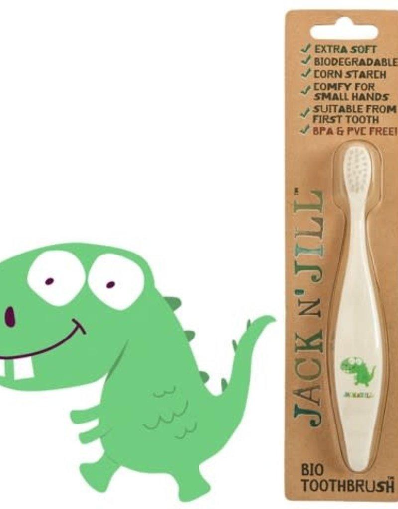 Jack N' Jill Brosse à dents Dino Bio