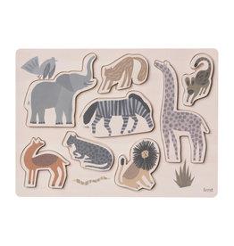 Ferm Living Puzzle Safari