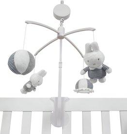Tiamo Baby Rib Miffy Music Mobile Gris