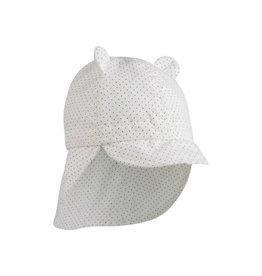 Liewood Chapeau de soleil little dot creme de la creme