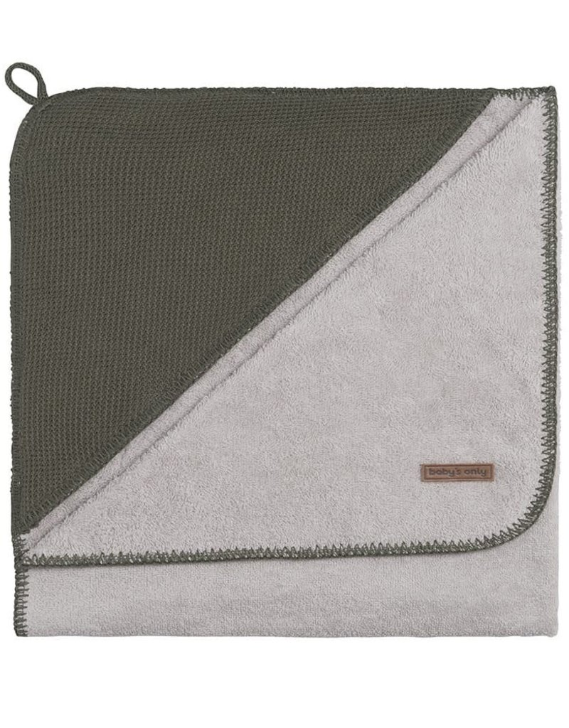 Baby's Only Badcape classic khaki green