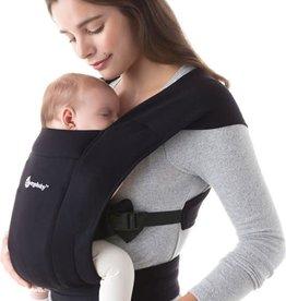 Ergobaby Porte-bébé embrace pure black