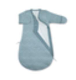 Bemini MAGIC BAG® / 0-3m / mineraal blauw / QUILTED / tog 1.5 - OSAKA65OU