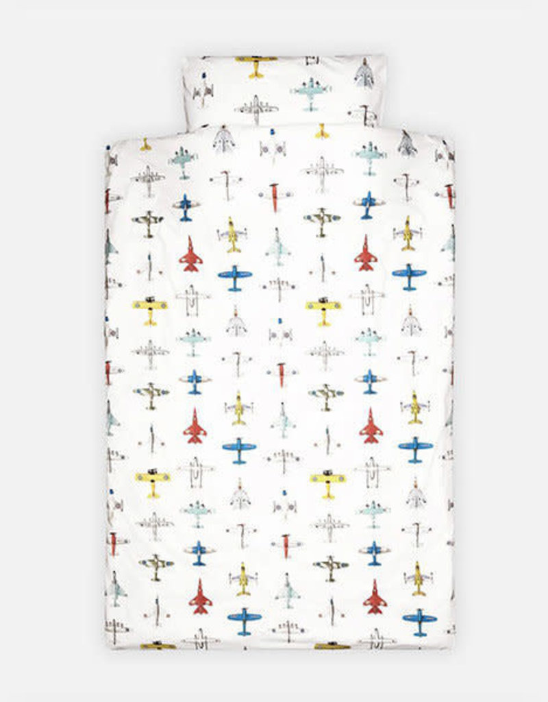 Studio ditte Airplanes duvet cover 140x220cm