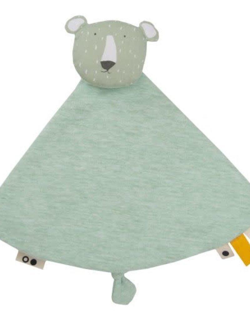 Trixie Knuffeldoekje Mr. Polar Bear